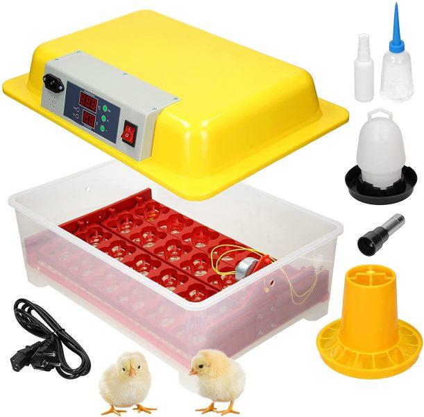 Les meilleurs accessoires d'une couveuse automatique 12 œufs